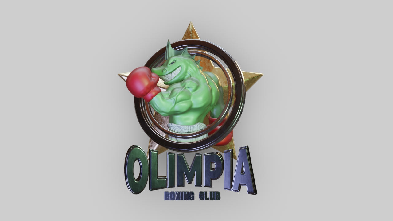Logo Olimpia Boxing Club